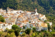 Genalguacil: a genuine Andalusian village full of art